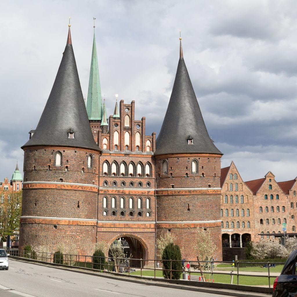 Die Buchmacher in Lübeck