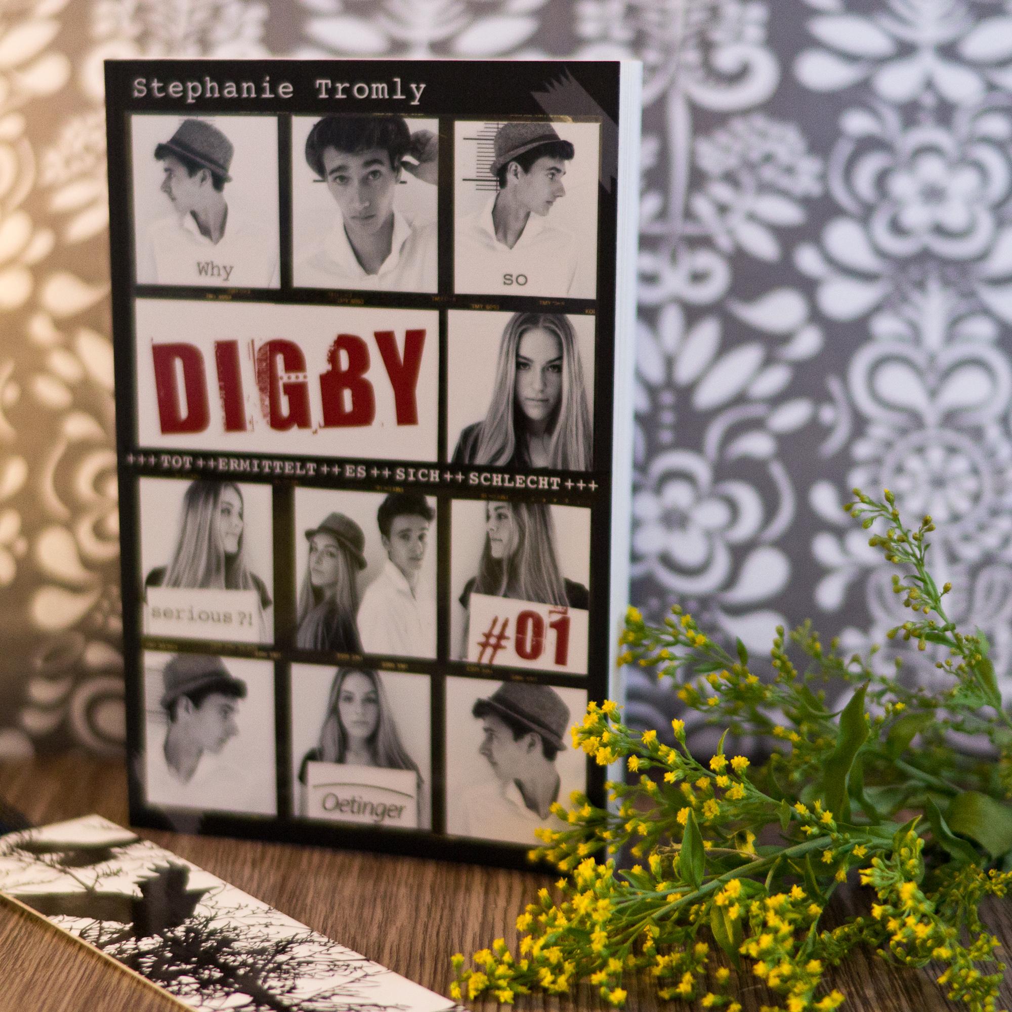 Digby #01 – Stephanie Tromly