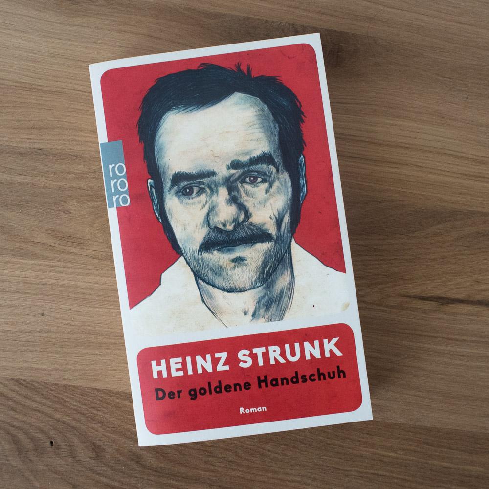 Foto des Buches Der goldene Handschuh von Heinz Strunk
