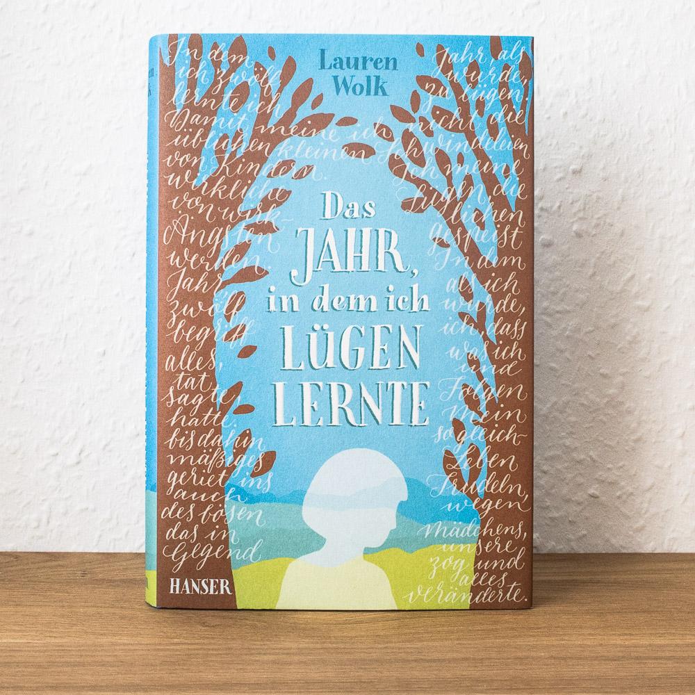 Foto des Buches Das Jahr, in dem ich lügen lernte – Lauren Wolk
