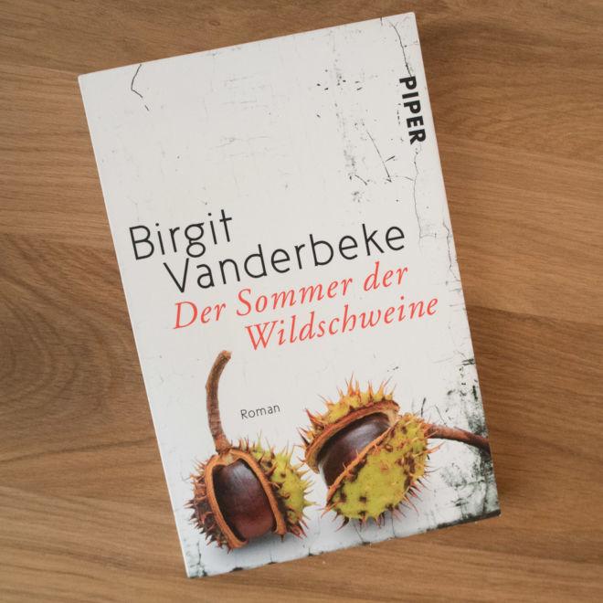 Der Sommer der Wildschweine – Birgit Vanderbeke
