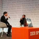 Gespräch mit Marion Poschmann.