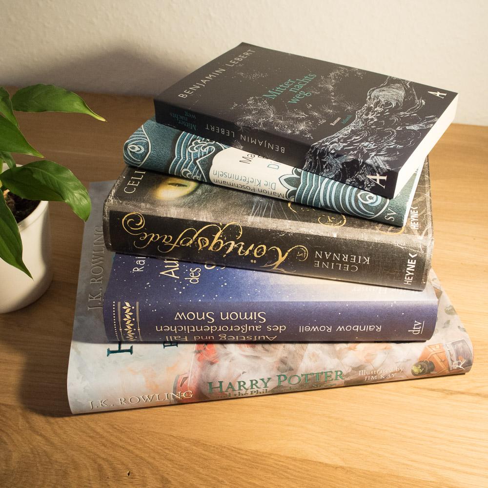 Der erste Beitrag zum Buchlabor dreht sich um Geister.