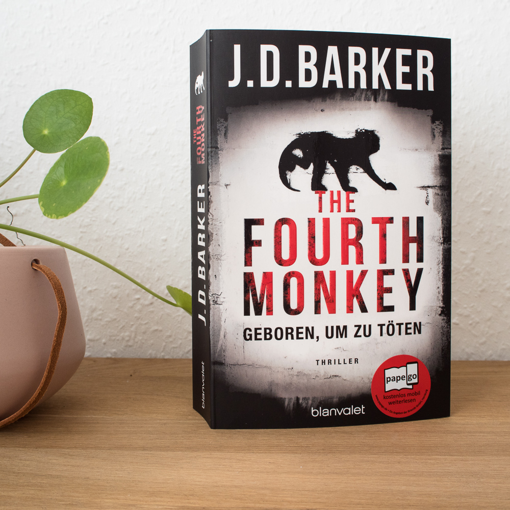 The Fourth Monkey – J. D. Barker