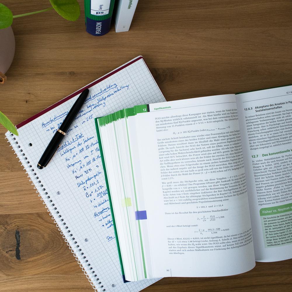 Lernmaterial für mein Fernstudium