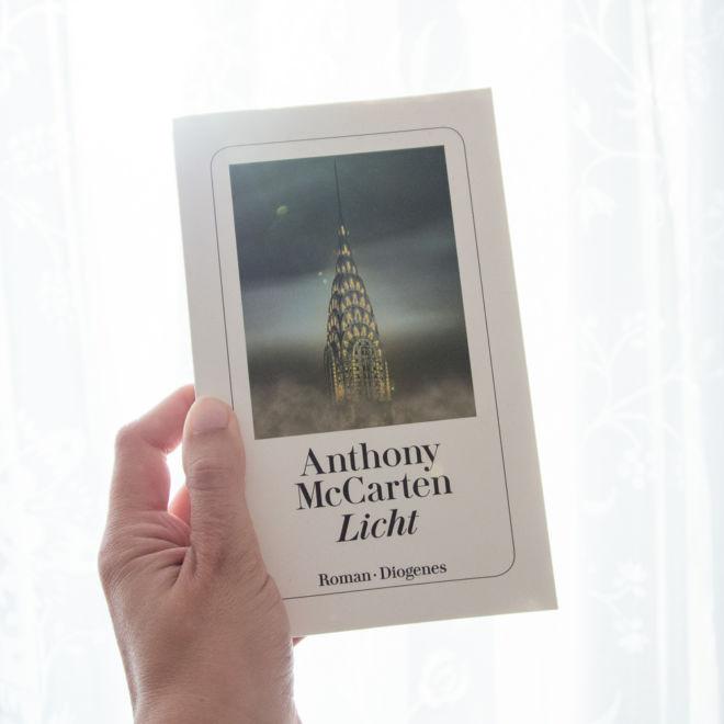 Licht – Anthony McCarten